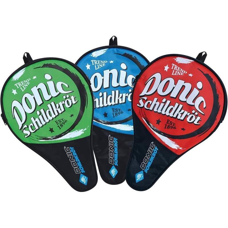 Donic-Schildkroet Multicolour Trendline Table Tennis Racket Cover