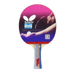 Butterfly 4 Series Table Tennis Racket, Long Handle, In two-sides