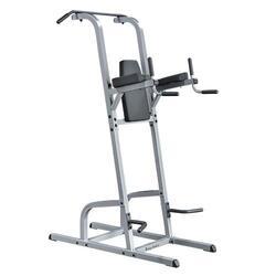 Body-Solid Vertical Knee Raise GVKR82 voor Fitness en Krachttraining