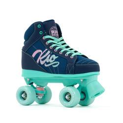 Roller Quad Lumina Navy/Vert
