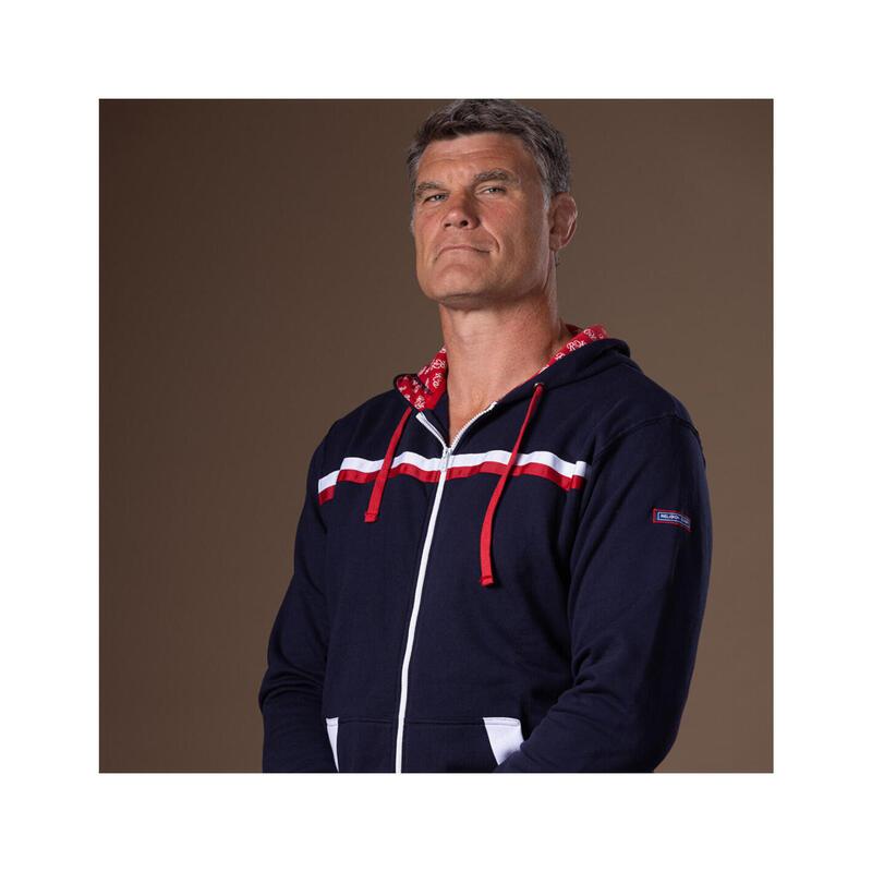 Sweat capuche de rugby homme - Le Classique