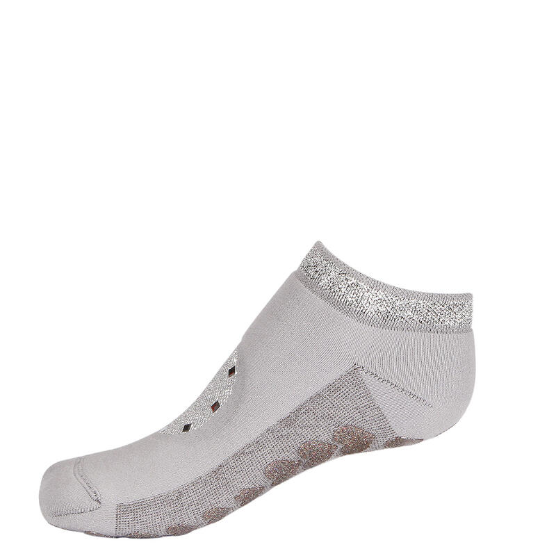 Calcetines antideslizantes Francesina adultos Babette gris