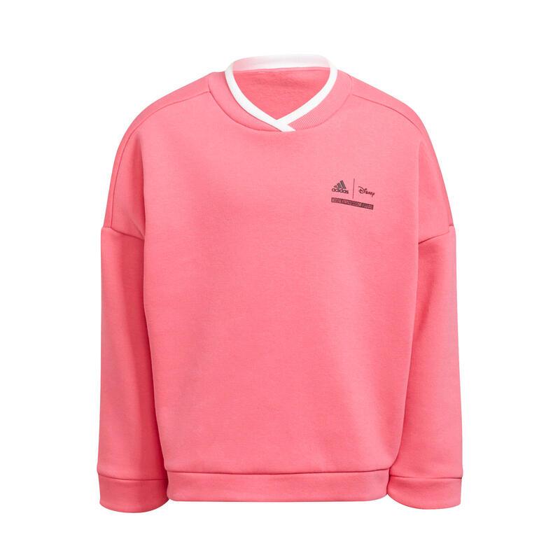 Sweatshirt fille adidas Disney Comfy Princesses Crew