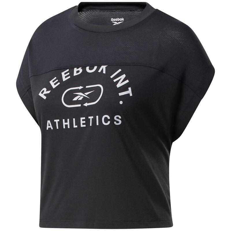 T-shirt femme Reebok Workout Ready Supremium