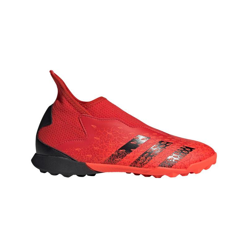 Chaussures enfant adidas Predator Freak.3 Laceless Turf