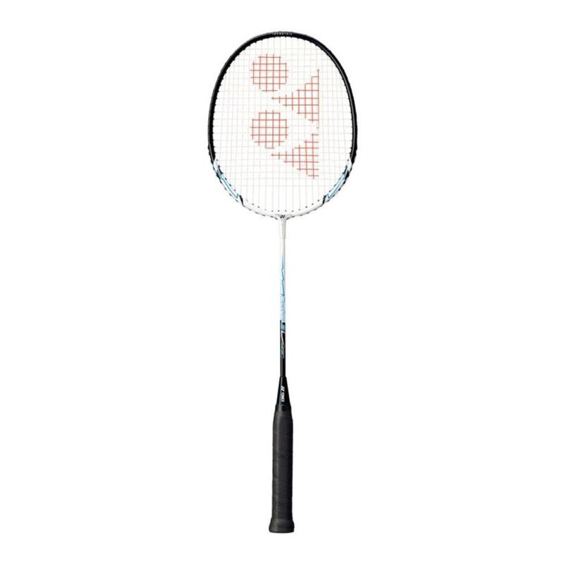 Yonex - MUSCLE POWER 2 (白藍色) 練習用 輕身設計 羽毛球拍