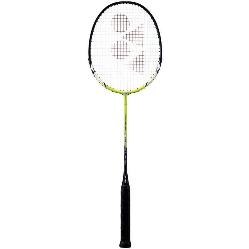 Yonex - MUSCLE POWER 2 (黃色) 練習用 輕身設計 羽毛球拍