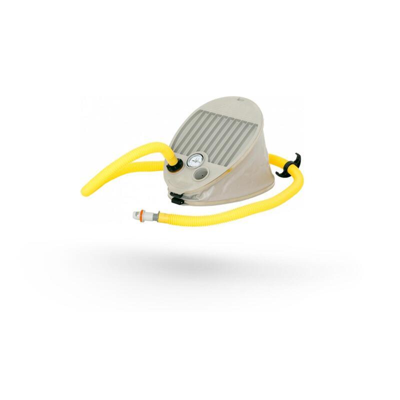 Pompe à pied AirTrack avec manomètre jusqu'à 300 mbar