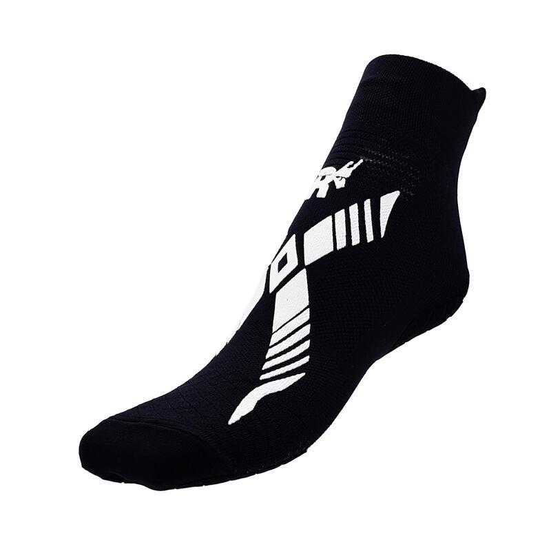 Chaussettes de natation classiques pour adultes piscine noires blanches