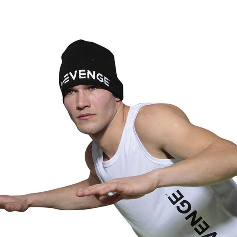 Bonnet adulte sport noir