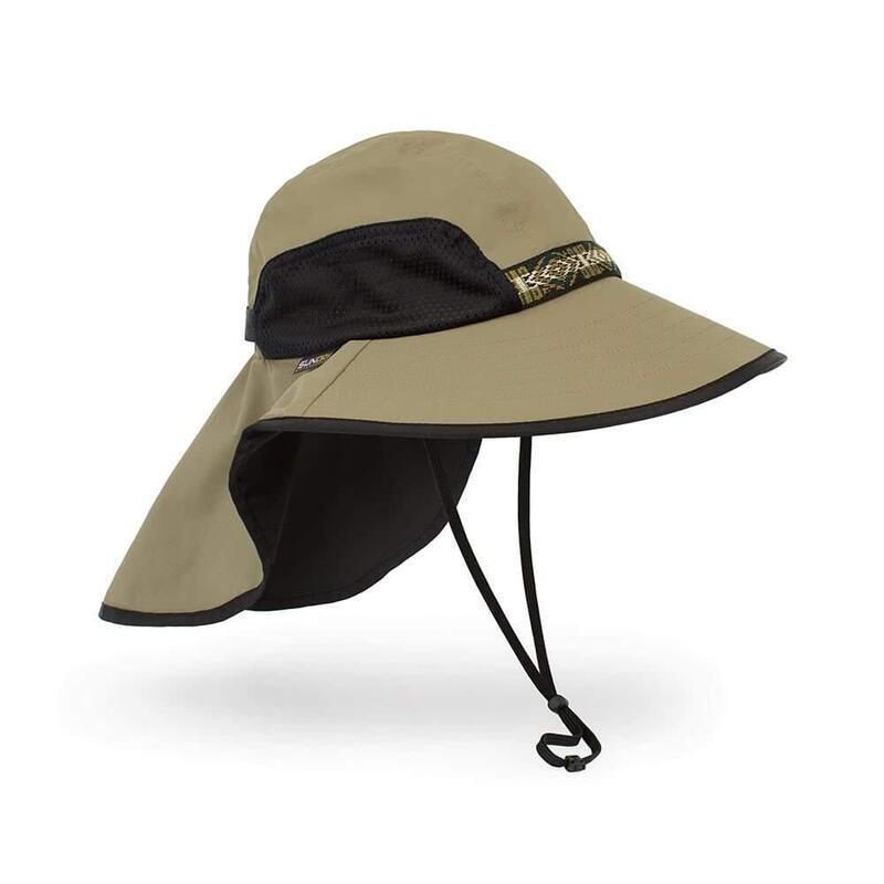 UPF50+防曬帽Adventure Hat Sand L
