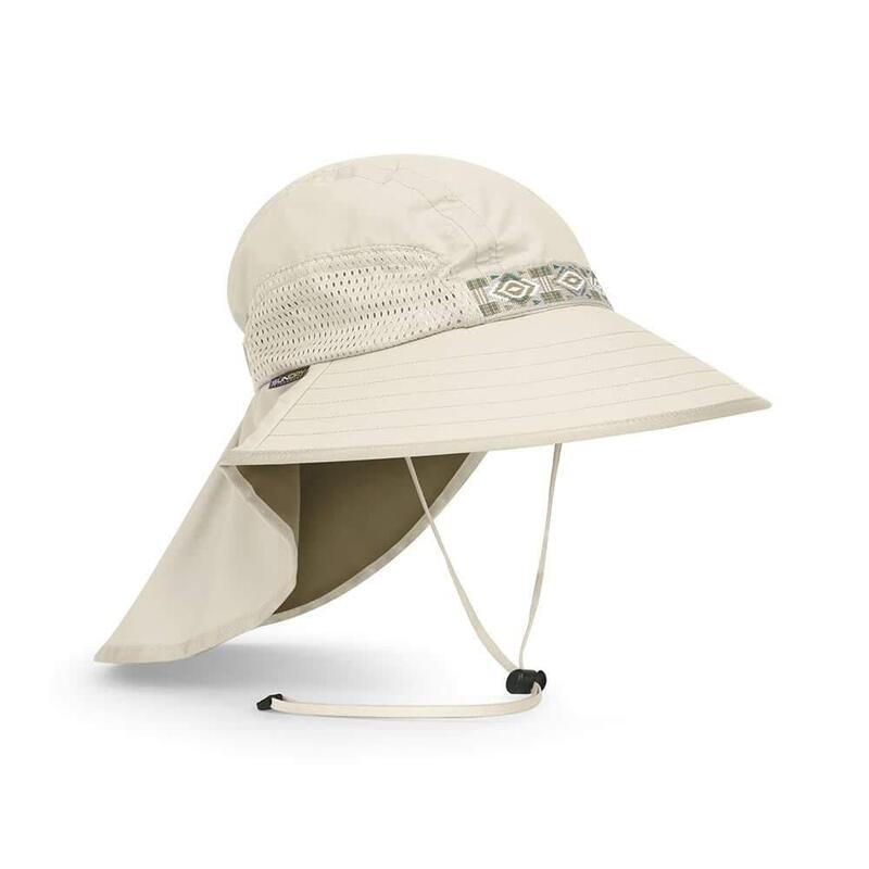 UPF50+防曬帽Adventure Hat Cream M