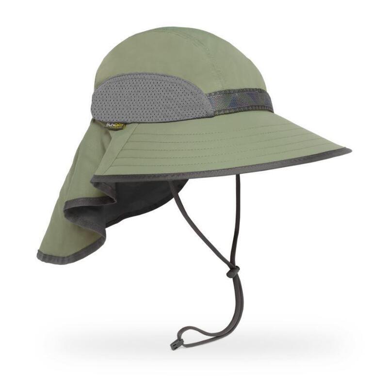UPF50+防曬帽Adventure Hat Eucalyptus M