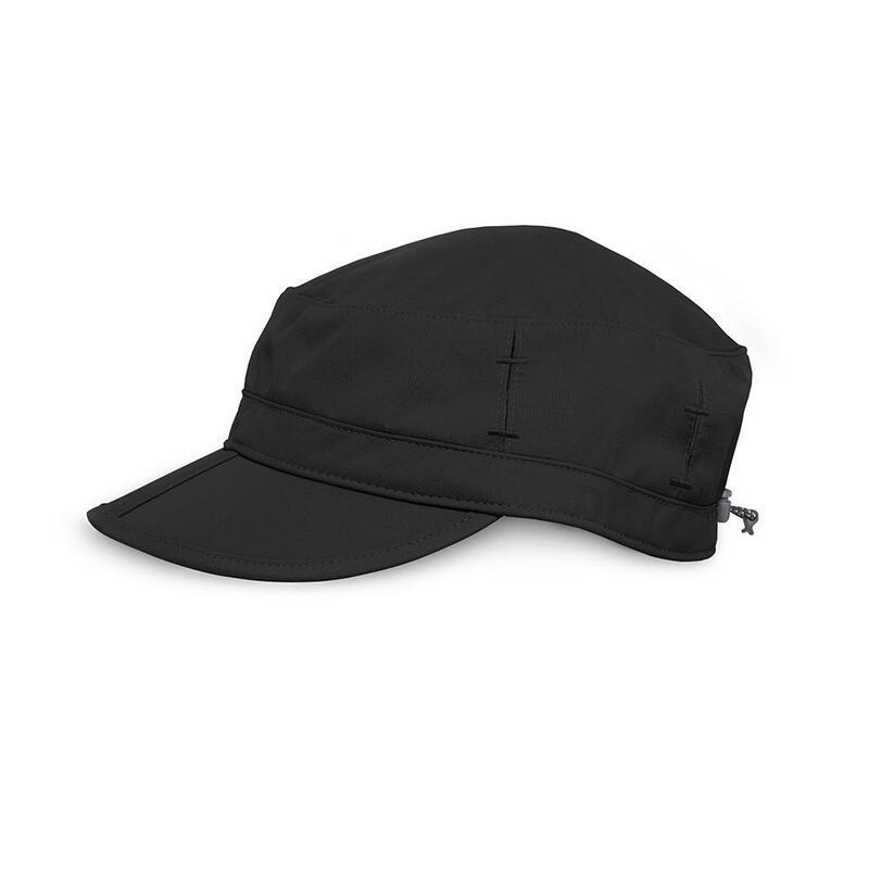 UPF50+防曬帽Sun Tripper Cap Black M