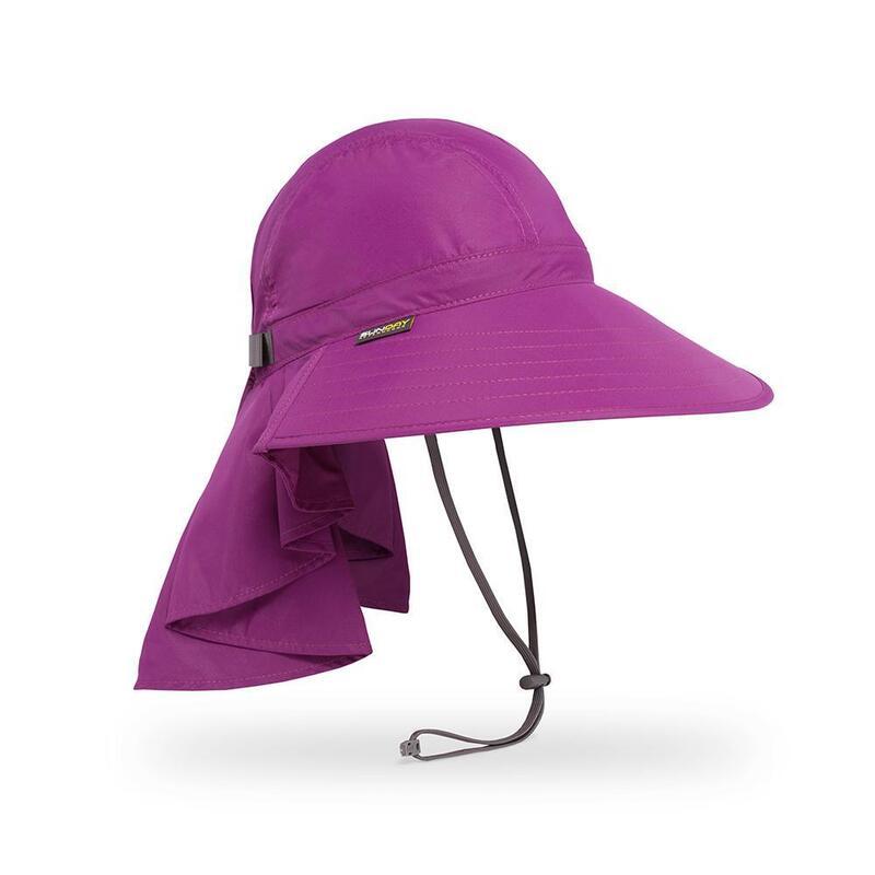 UPF50+ Sundancer Hat Amethyst