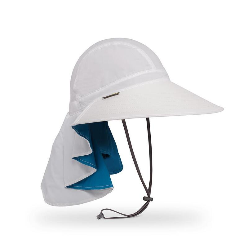 UPF50+ Sundancer Hat White/Blue Moon