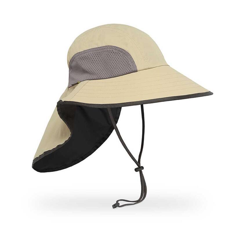 UPF50+ Bug Free Adventure Hat Tan L/XL