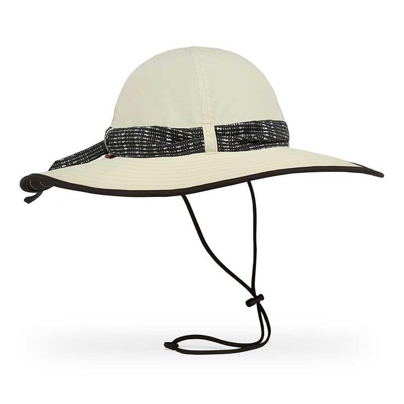 UPF50+防曬帽Waterside Hat Opal