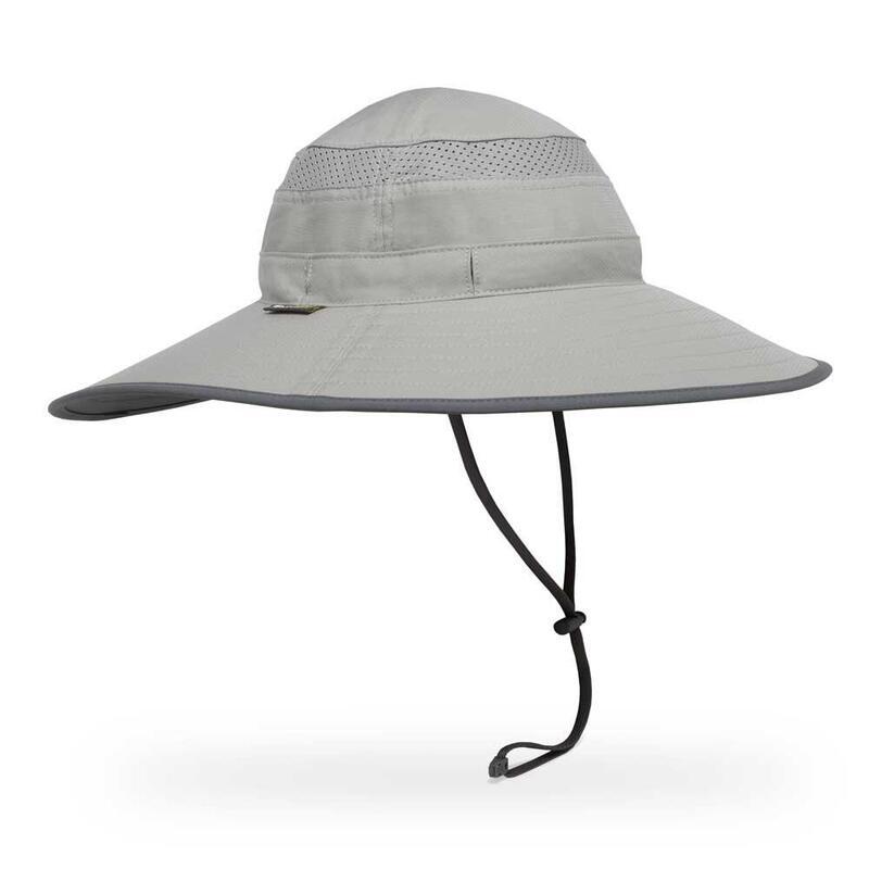 UPF50+ Latitude Hat Quarry M