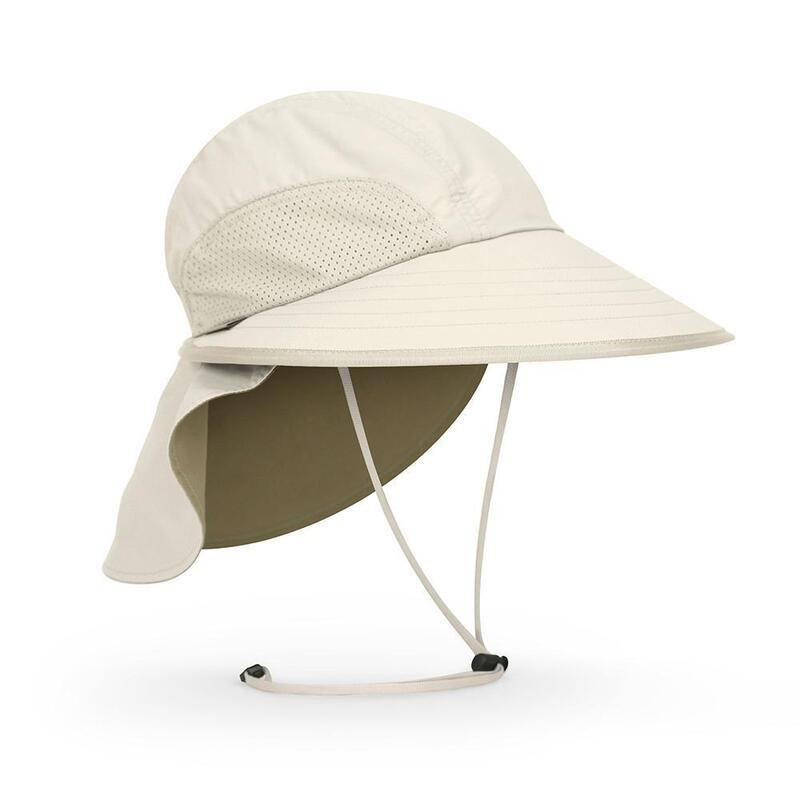 UPF50+防曬帽Sport Hat Cream M