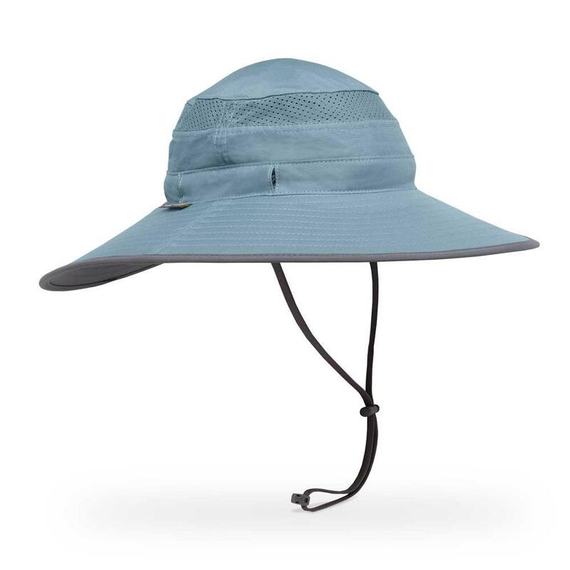 UPF50+ Latitude Hat Bluestone L