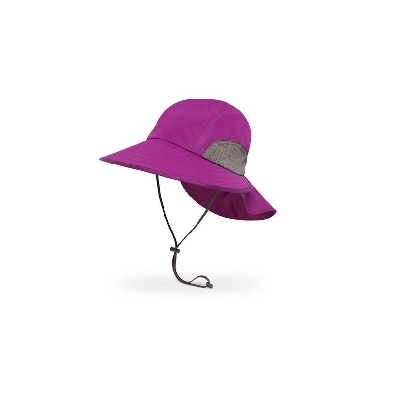 UPF50+防曬帽Sport Hat Amethyst L