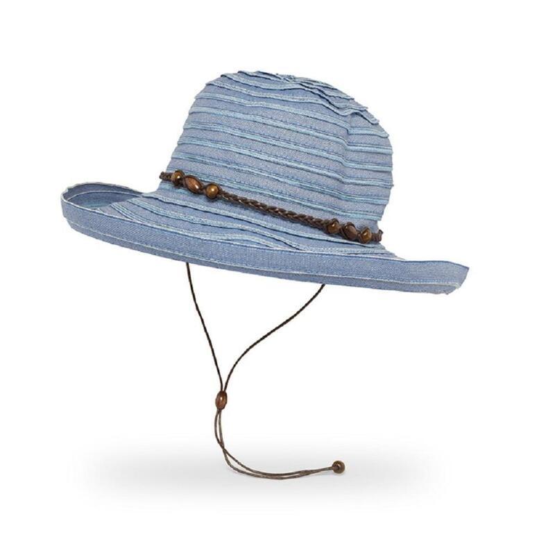 UPF50+ Vineyard Hat Verbena