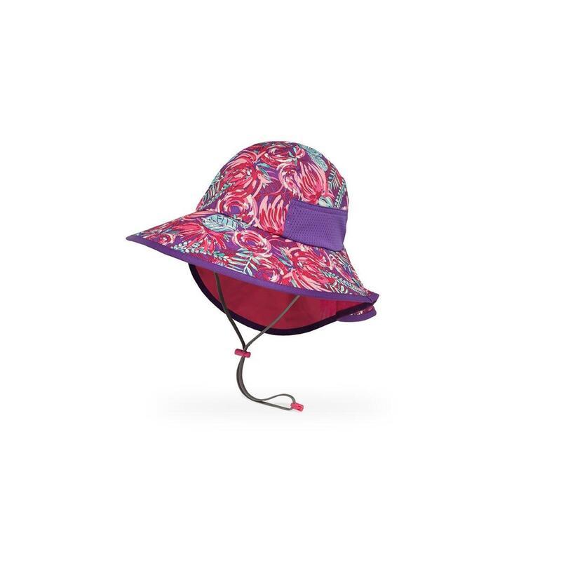 UPF50+防曬帽Kids Play Hat Spring Bliss L