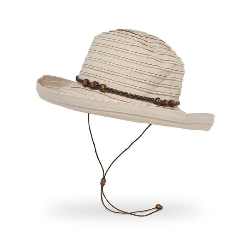 UPF50+ Vineyard Hat Linen
