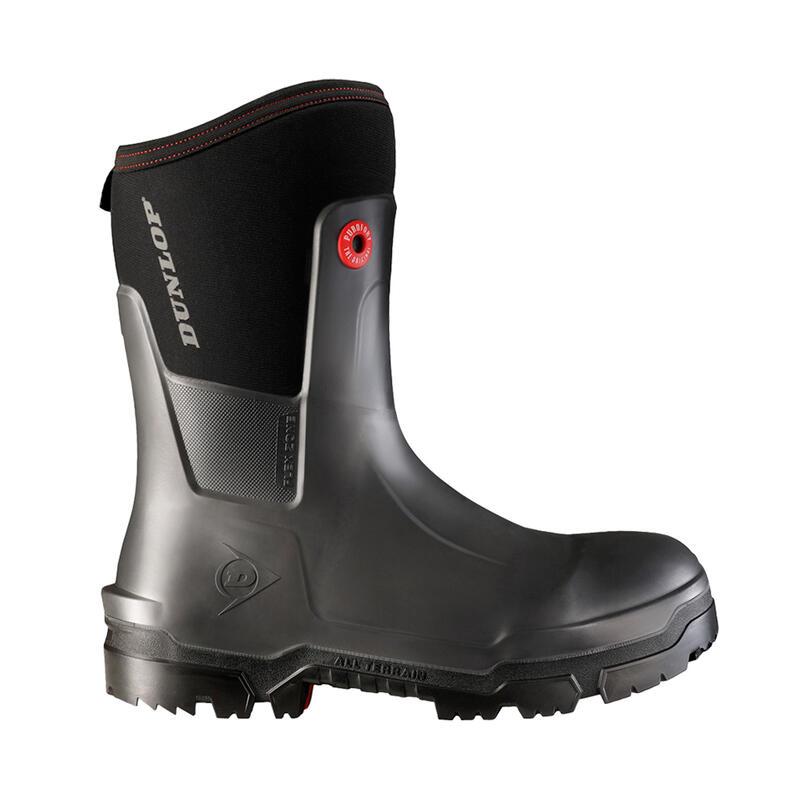 Botas de agua de media caña Dunlop Snugboot Craftsman