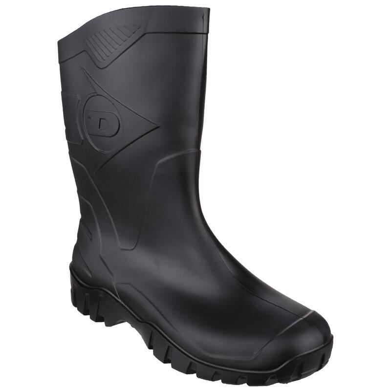 Dee Calf K580011 Mens Wellington Boots (Black)