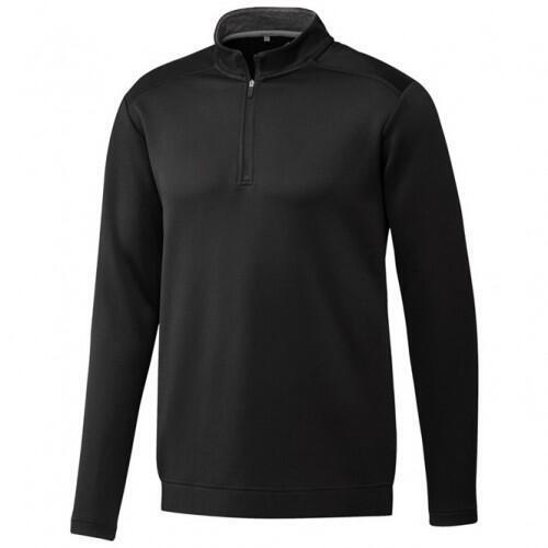 Mens Club Golf Sweatshirt (Black)