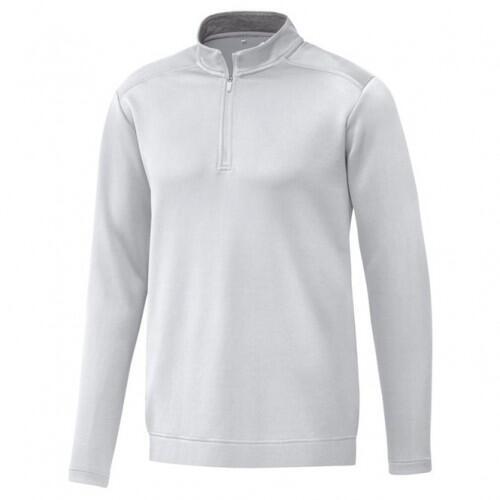 Mens Club Golf Sweatshirt (White)