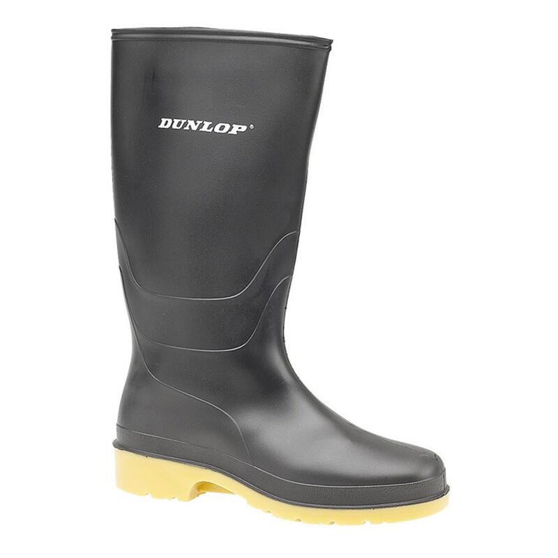 Womens/Ladies 16258 DULLS Wellington Boot / Womens Boots (Black)