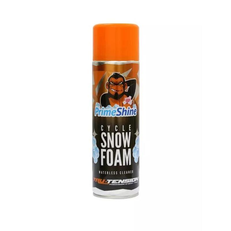 Tru-Tension  Cycle Snow Foam - Waterless Cleaner