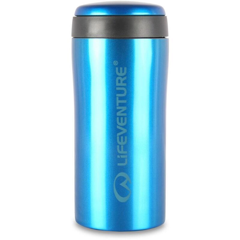 Lifeventure 300ml Thermal Mug Blue