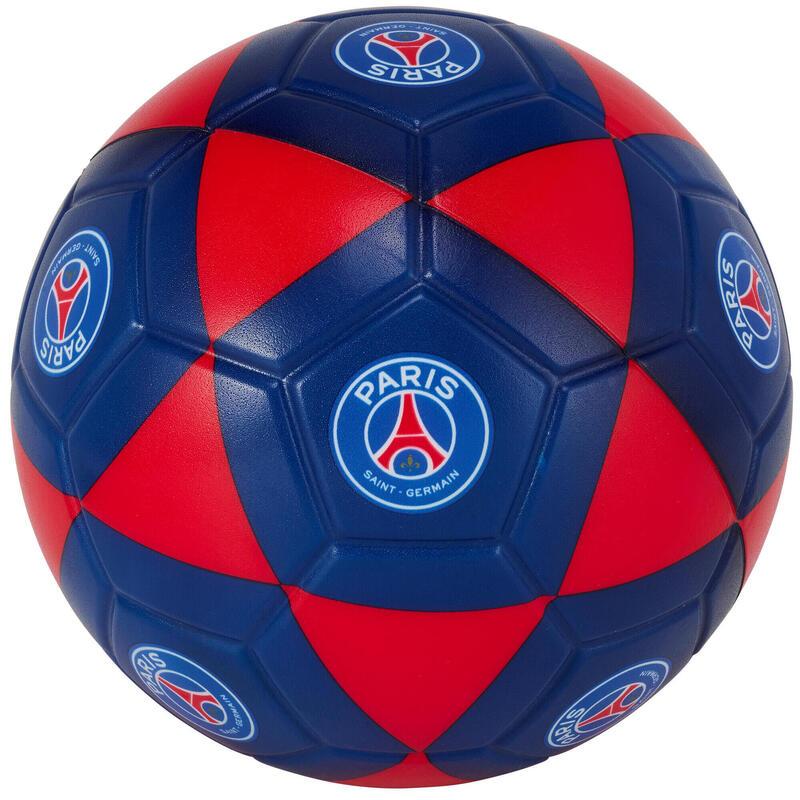Ballon football mousse PSG - Officiel PARIS SAINT GERMAIN - taille 4