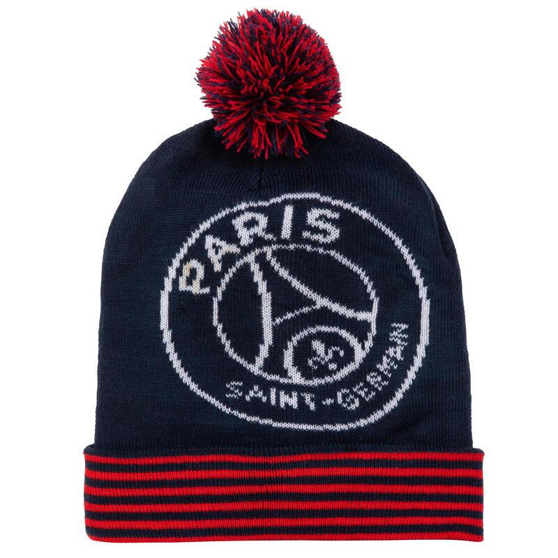 Bonnet pompon PSG - Collection officielle PARIS SAINT GERMAIN - homme