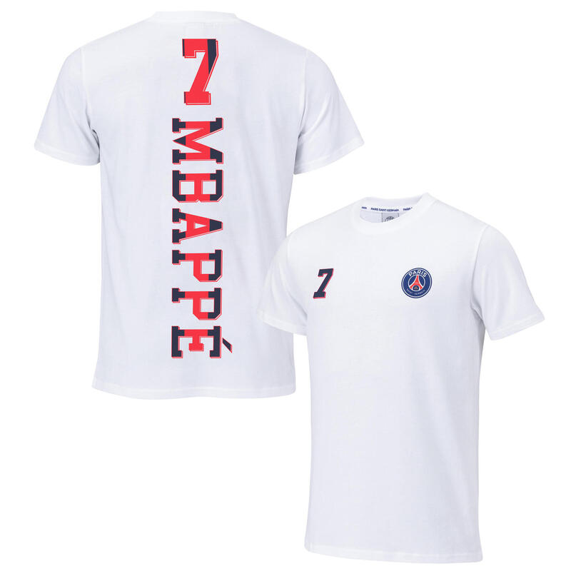 T-shirt Kylian MBAPPE PSG - Collection officielle PARIS SAINT GERMAIN