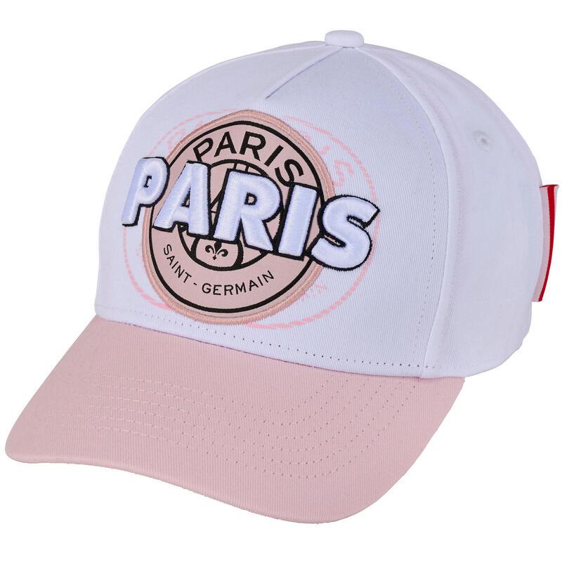 Casquette PSG enfant fille - Collection officielle PARIS SAINT GERMAIN