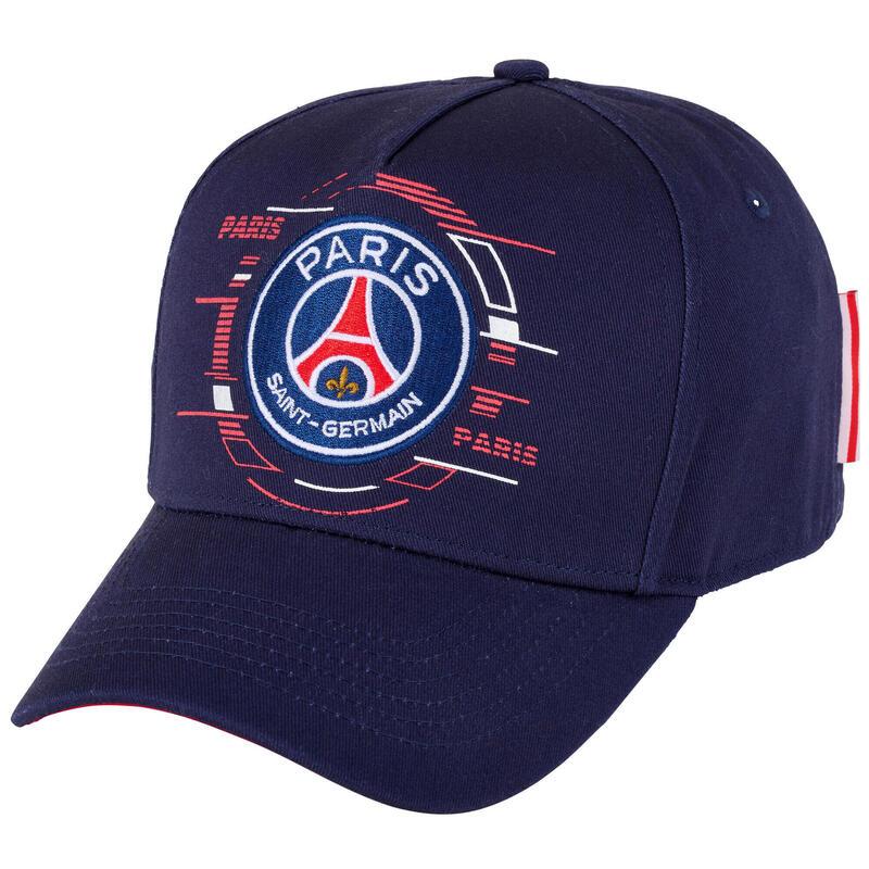 Casquette PSG - Collection officielle PARIS SAINT GERMAIN - Taille réglable