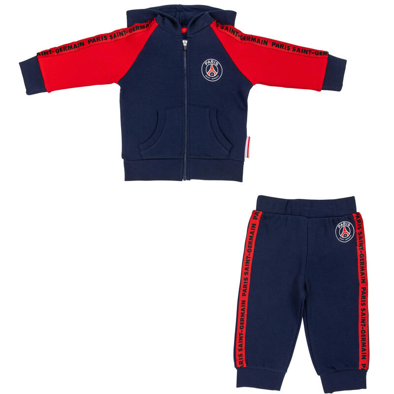 Ensemble jogging bébé garçon PSG - Collection officielle PARIS SAINT GERMAIN