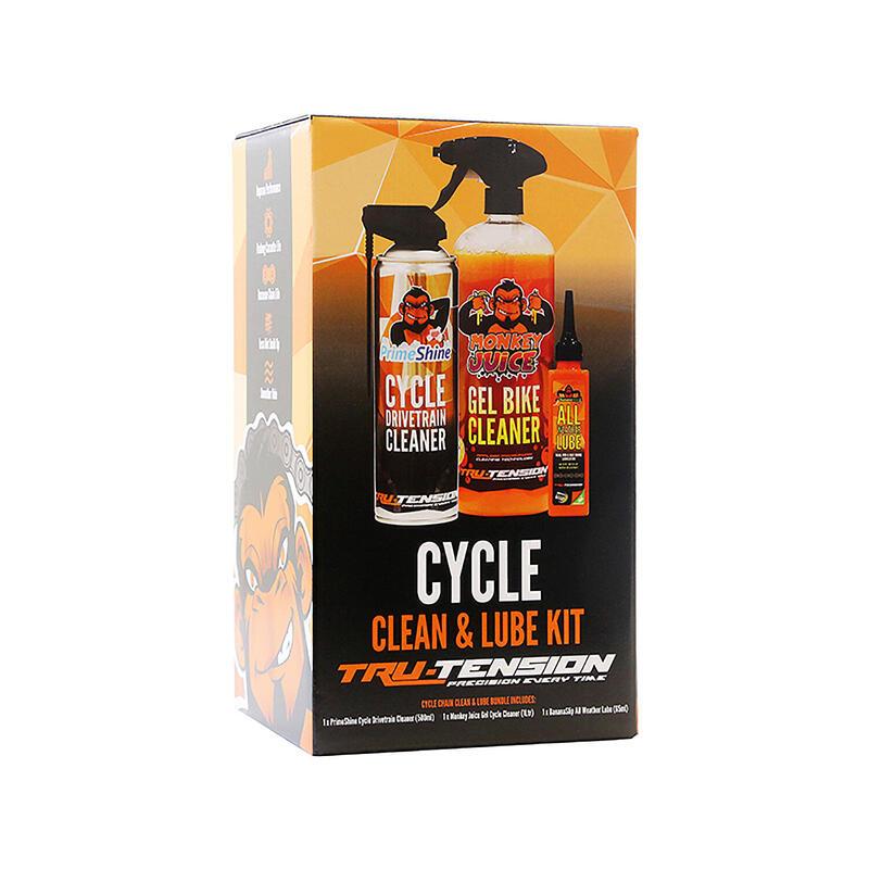 Tru-Tension - Cycle Clean & Lube Bundle