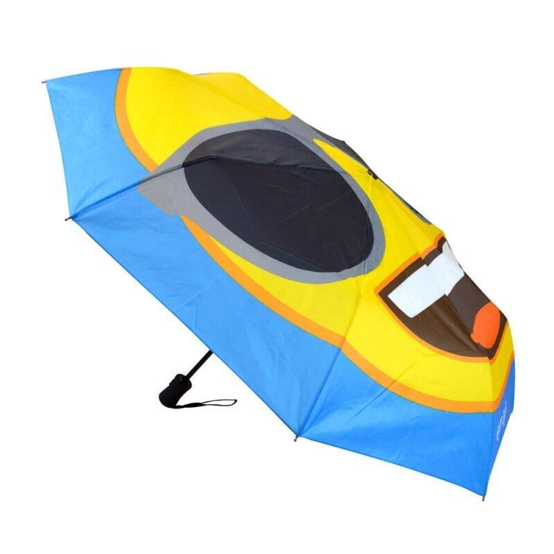 Emoji Compact Umbrella - Sunglasses