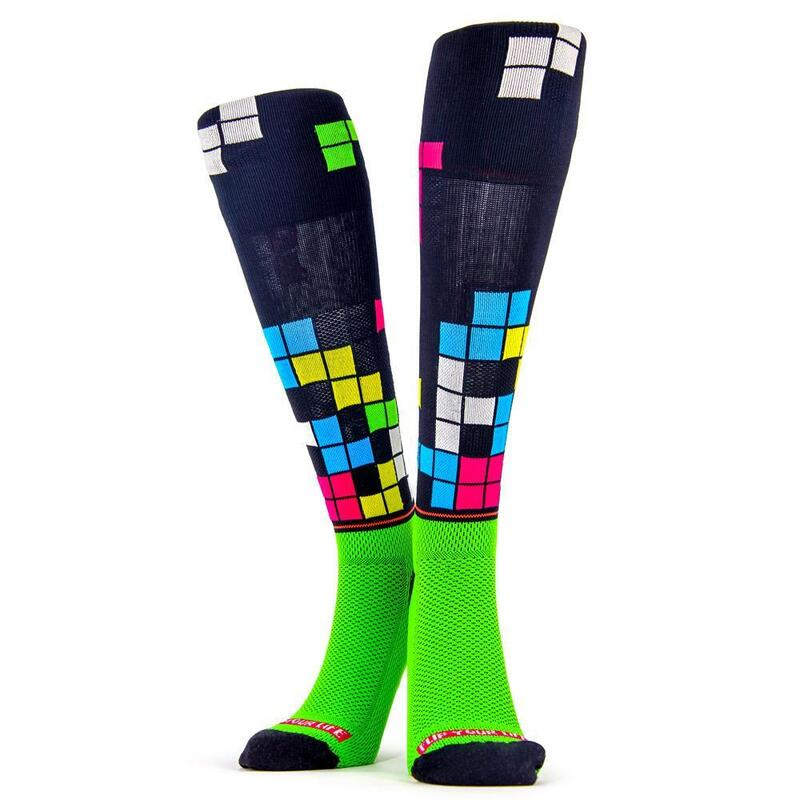 FLIPPOS Compression Socks - Time Out