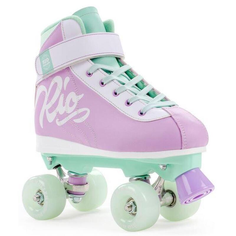 Roller Quad Milkshake Violet