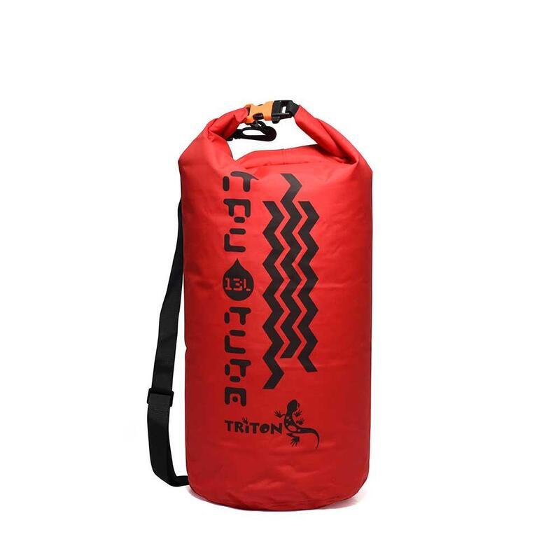 防水袋連肩帶TPU Tube 13 Red