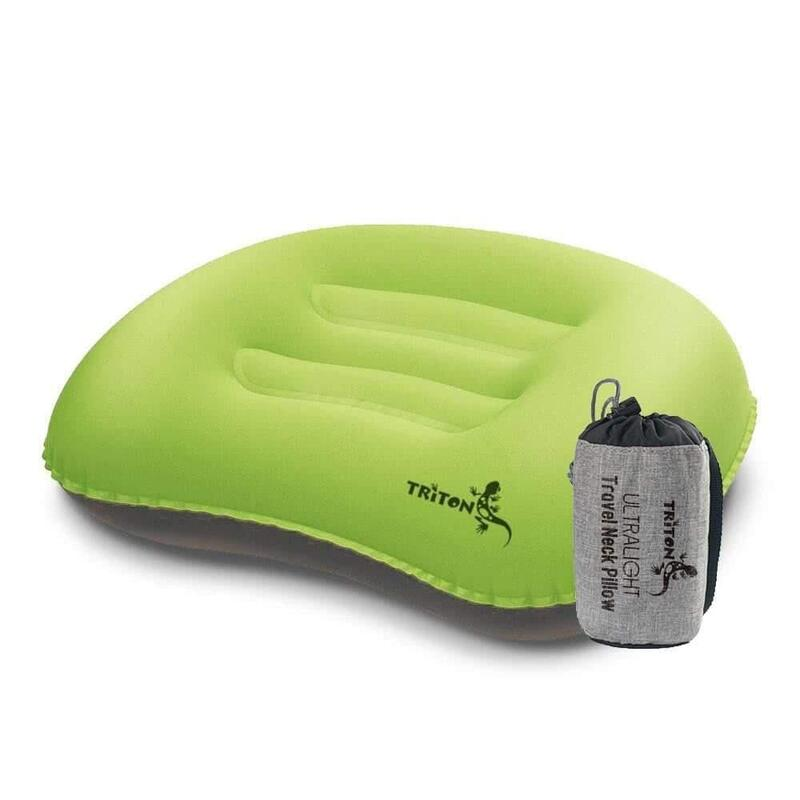 UL Range Pillow, Lime