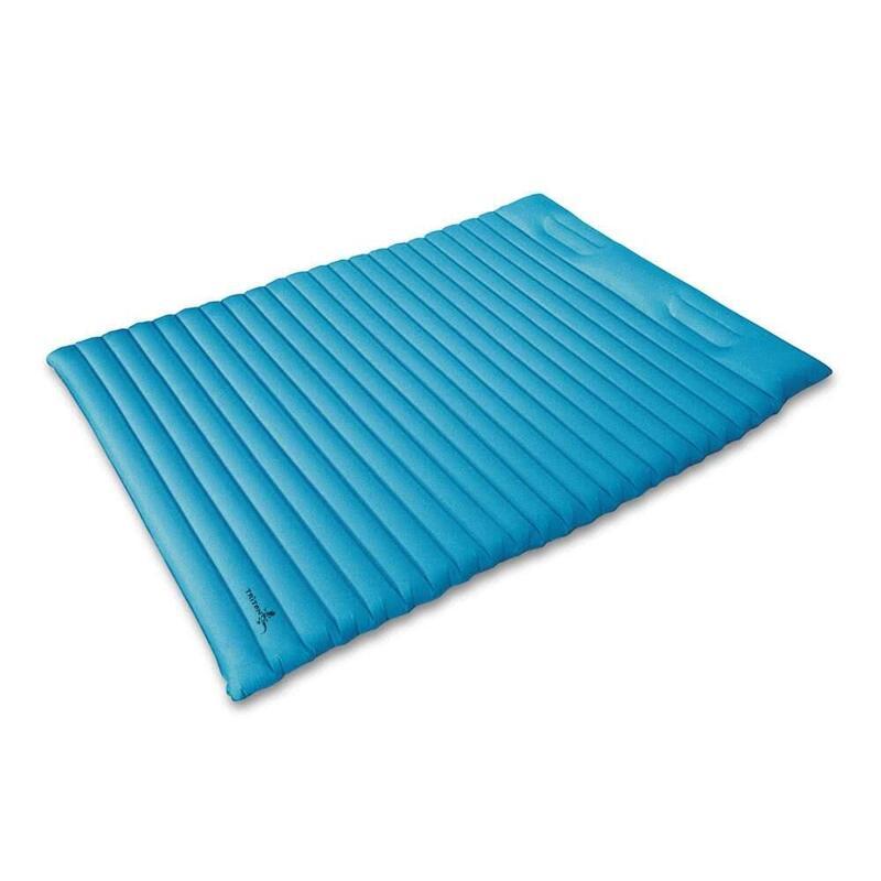 特厚雙人充氣地蓆UL Double Mat, Blue