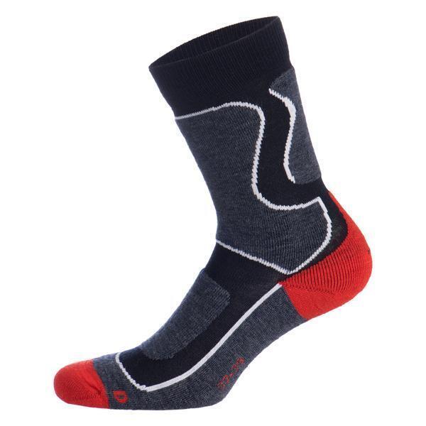 lot 2 paires chaussettes laine mérinos 0-30°C